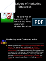 Key Drivers of Marketing-Strategy
