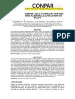 ARtigo - Analise de carbonatação e corrosão por íons cloreto em uma passarela.pdf