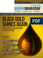 Black gold shines again - How to ride the recovery in the oil price