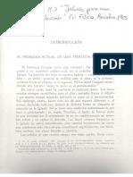 Jalones Para Una Telogia Del Laicado-Introducción · Yves Congar