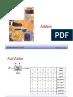 Chapter 11 Adder Design