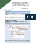 Informe Packet Tracer2