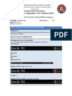 Informe de Uso de Laboratorios Redes2
