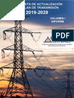 Linea de Transmision Perú 2019-2028