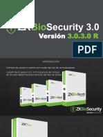 ZKBiosecurity3.0_Novedades