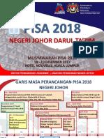 Pisa 2018 Johor