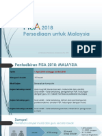 PISA 2018 Preparation for Malaysia