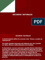 Clase 3. Recursos Naturales