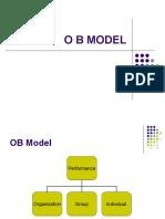 OB Model