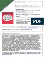 Terapia de Afasia Basada en Neurociencia