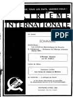 Quatrième Internationale, n° 58 (Volume 10, n° 2-4), février-avril 1952, pp. 40-44. Pablo, Rapport au 10e Plénum du Comité Exécutif Intérnational