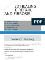 Wound Healing, Tissue Repair, and Fibrosis.pptx