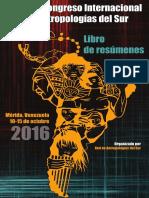 Libro Resúmenes Congreso Internacional de Antropologías del .pdf