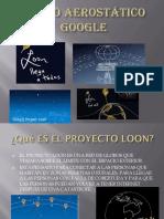 Globo Aerostatico Google