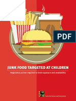 Http Cdn.cseindia.org Attachments 0.04743000 1505724749 Junk Food Targeted Children