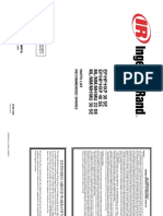 Ingersoll Rand EP,HP,HXP 30 - 40 SE & ML,MM,MH,MU 22-30 SE Parts List & Recommended Spares (Feb 2002)