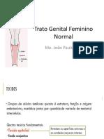 Citologia do Trato Genital Feminino Normal.ppt