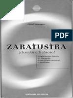 Zaatustra, chamáno filósofo