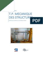 TP Mécanique des structures