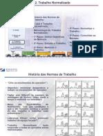 PT - II.2 Organização Do Bordo de Linhas