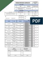 6. FPK-SST-PR-003 Programa de Inspecciones y Auditorias