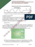 2 Exercices Les Ondes Mecaniques Periodiques