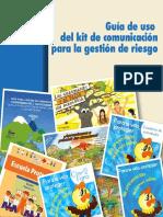 Guía de uso del kit de comunicación para la gestión de riesgo