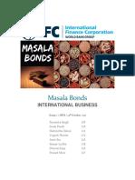 Masala Bonds FINAL