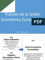 tratado de la union euroasia
