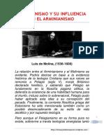 El Molinismo y Su Influencia en El Arminianismo