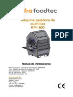 20054658 Manual KP-1800 5.0 ES (20054115)