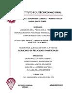 Estrategias Para La Consolidación en El Mercado de Kraftcolor de Macht(7)