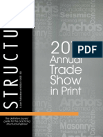 STRUCTURE 2011-Annual Trade Show