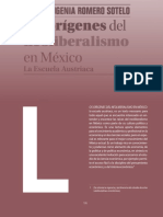 Orígenes del neoliberalismo en México