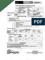 Ficha de Monitoreo de Semaforo Escuela Ccesa007