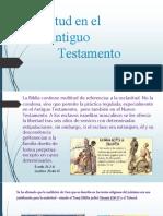 La Exclavitud en El Antiguo Testamento