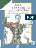 Guía De Los Movimientos De Musculación - F Delavier.pdf