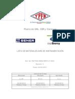 P227538 USIIN2 ESR72 LT 0003_Lista Equipos Aire de Instrumentacion_R0