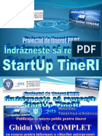 Prezentare MTS ADT 2018 ADT StartUp TineRI