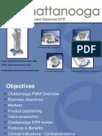 Chattanooga Intelect Advanced Brochure Manual