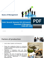L1 to L4 Functions-Of-Management