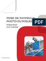 Guide Pose de Panneaux Photovoltaique