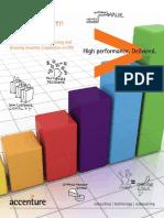 Accenture Building Analytics Driven Organization