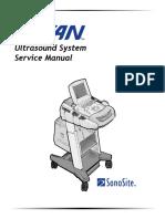 SonoSite Titan Ultrasound System - Service manual.pdf