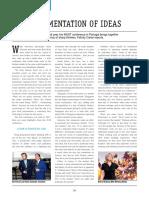 MUST - Fermenting Ideas 2018 featured in Meininger's Wine Business International