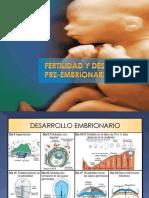 Desarrollo Pre Embrionario