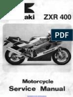 Kawasaki Zx400 h2