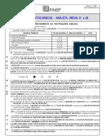Cesgranrio 2014 Finep Nivel Superior Conhecimentos Basicos Cargos 1 a 6 Prova