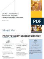 CMA Restoration Project Plan FINAL