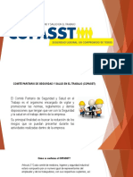 Presentación COPASST